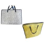"144 Units of Shopping Bag 19.7x15x6"" W/Zipper - Shoulder Bag/ Side Bag"