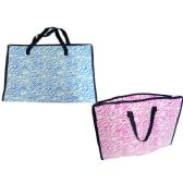 "144 Units of Shopping Bag 19.7x15x6"" W/Zipper - Bags Of All Types"