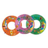 48 Units of Swim Ring 24in Wide - Inflatables