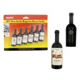 72 Units of 6 Piece Magnetic Wine Bottle - Clips and Fasteners