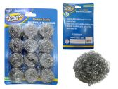 96 Units of 12PC Scourer Balls