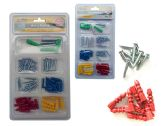 96 Units of Anchor screws 120 Gm Packing - Drills and Bits