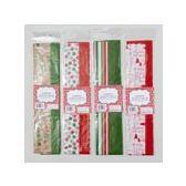 72 Units of 8 Sheets Christmas Tissue Paper - Christmas Novelties