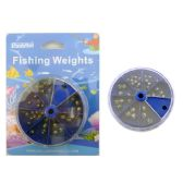 144 Units of Fishing Weight - Fishing Items
