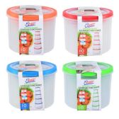 24 Units of Food Container 10pc Set Round