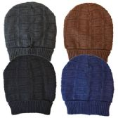 48 Units of Winter Knit Hat