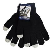 36 Units of Magic Glove 3 Finger Touch - Winter Gloves