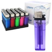 20 Units of TOYO Disposable Lighters 50's - LIghters