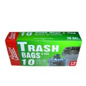 48 Units of Garbage Bag Box 26G 10CT - Garbage & Storage Bags