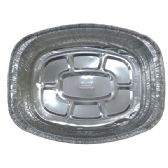 50 Units of Aluminum Pan Roaster Oval - Kitchen Trays