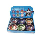 48 Units of Ashtray Glass Poker - Ashtrays(Plastic/Glass)