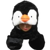 24 Units of Winter Animal Hat Bird