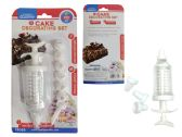 96 Units of Cake Decorating Set 8pc 7""
