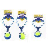 72 Units of Rope Tug Whit/ Tennis Ball