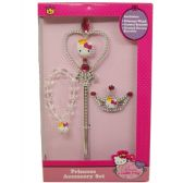24 Units of Hello Kitty Wand Set in Gift Box