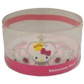 24 Units of Hello Kitty Charm Tiara - Jewelry Cords