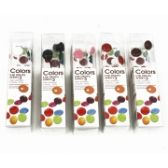 72 Units of COLORFUL FASHION EAR BUDS IN ASST COLORS - Headphones and Earbuds