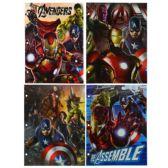 48 Units of Marvel Avengers Portfolio - FOLDERS/REPORT COVERS