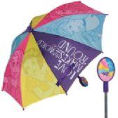 12 Units of Girls Disney princess umbrella - Umbrellas & Rain Gear