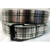 48 Units of Silver color PU leather Fashion belt