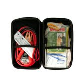 6 Units of Vehicle Emergency Kit in Zippered Case