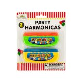 72 Units of Party Harmonicas Set - Party Favors