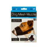 30 Units of Adjustable Nylon Mesh Dog Muzzle - PET ACCESSORIES