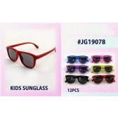 60 Units of Kids Sunglasses Fashion Style - Kids Sunglasses