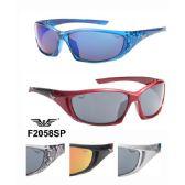 36 Units of Man Sports Sunglasses Revo Assorted - Sport Sunglasses
