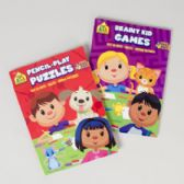 24 Units of Kids Activity Books School Puzzles/games - Activity Books