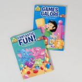 24 Units of Kids Activity Books Fun/Games - Coloring Books