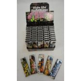 200 Units of Printed Slide Lighters [Graffiti] - LIghters