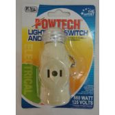 96 Units of Light Bulb Switch & Socket - ELECTRICAL