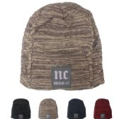 48 Units of WINTER BEANIE HAT ASSORTED