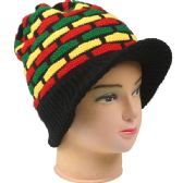 36 Units of WINTER KNIT CAP WITH VISOR
