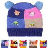 72 Units of KID WINTER HAT 003 - Junior / Kids Winter Hats