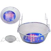 48 Units of Metal Colander - Strainers & Funnels
