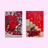"96 Units of VALENTINES GIFT BAG 21"" X 13.75"" X 5.5"" - Valentines"