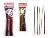 96 Units of 50 Piece Craft Glitter Stems - Craft Stems