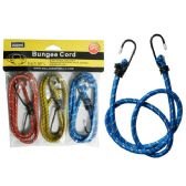 "96 Units of 3pc 3x36"" Bungee Cords"