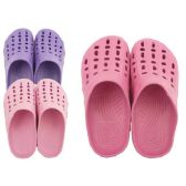 48 Units of Women's Garden Clogs Assorted Color