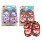 72 Units of Baby Shoe Leopard Print - Baby Accessories