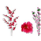 144 Units of 60 head Cherry Blossom - Artificial Flowers