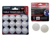 96 Units of 12pc Table Tennis Ball - Sports Toys