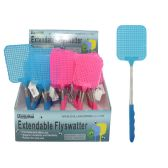 96 Units of Extendable Fly Swatter - Fly Swatters