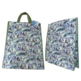 96 Units of US Dollar Shopping Bag With Zipper - Bags Of All Types