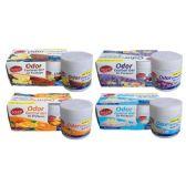 60 Units of Amoray Odor Control Gel 5oz 2pk - Air Fresheners