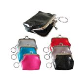 72 Units of SNAP ON COIN PURSE W/KEYCHAIN - Coin Holders/Banks/Counter