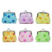 72 Units of ASSORTED COLOR COIN PURSE - Coin Holders/Banks/Counter