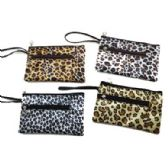 72 Units of ANIMAL SKIN PRINT COIN PURSE - Coin Holders/Banks/Counter